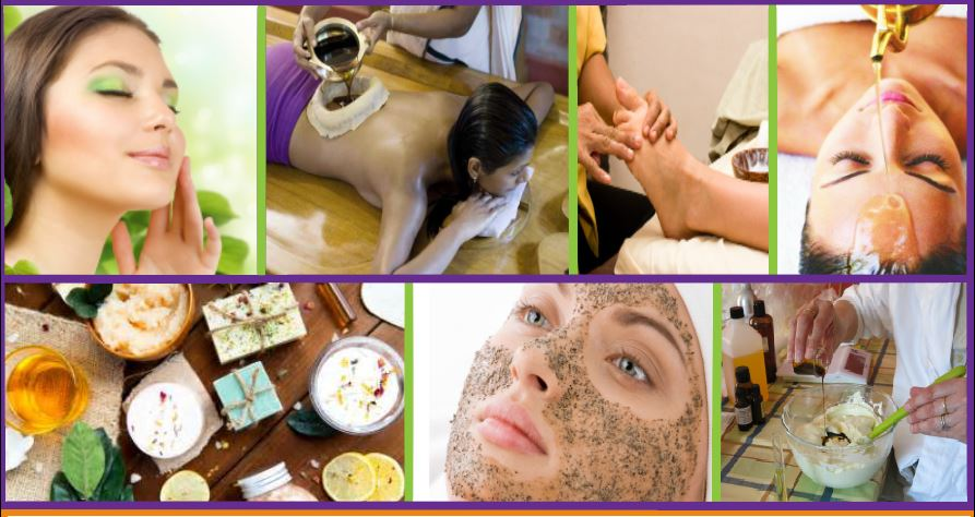 Curso de especialista en Estética Natural, técnicas de belleza natural, spa & relax