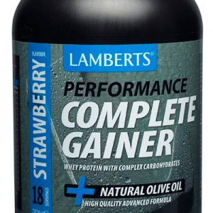 Complete Gainer. Fresa