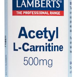 Acetil L-Carnitina 500 mg